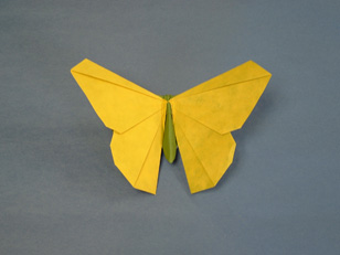 Origamido Origami Butterflies Kit