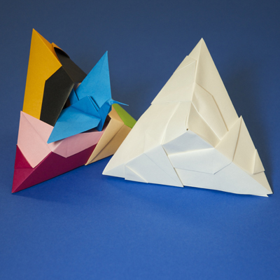 Classic Origami for Beginners Kit - Tuttle Publishing | 400x400